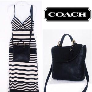 Coach Vintage Soho Top Handle Flap Crossbody Bag